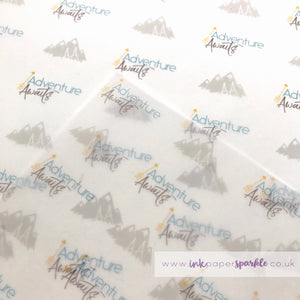 Logo Packaging Paper - Translucent