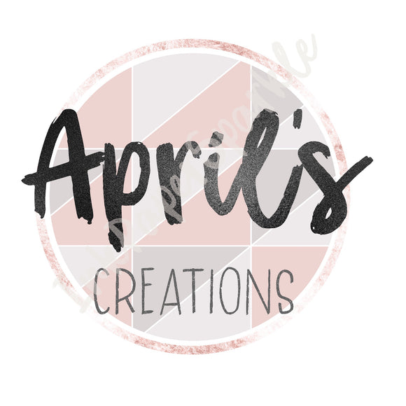 Ready Made Logo - April's Creations