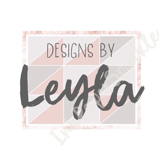 Ready Made Logo - Designs By Leyla