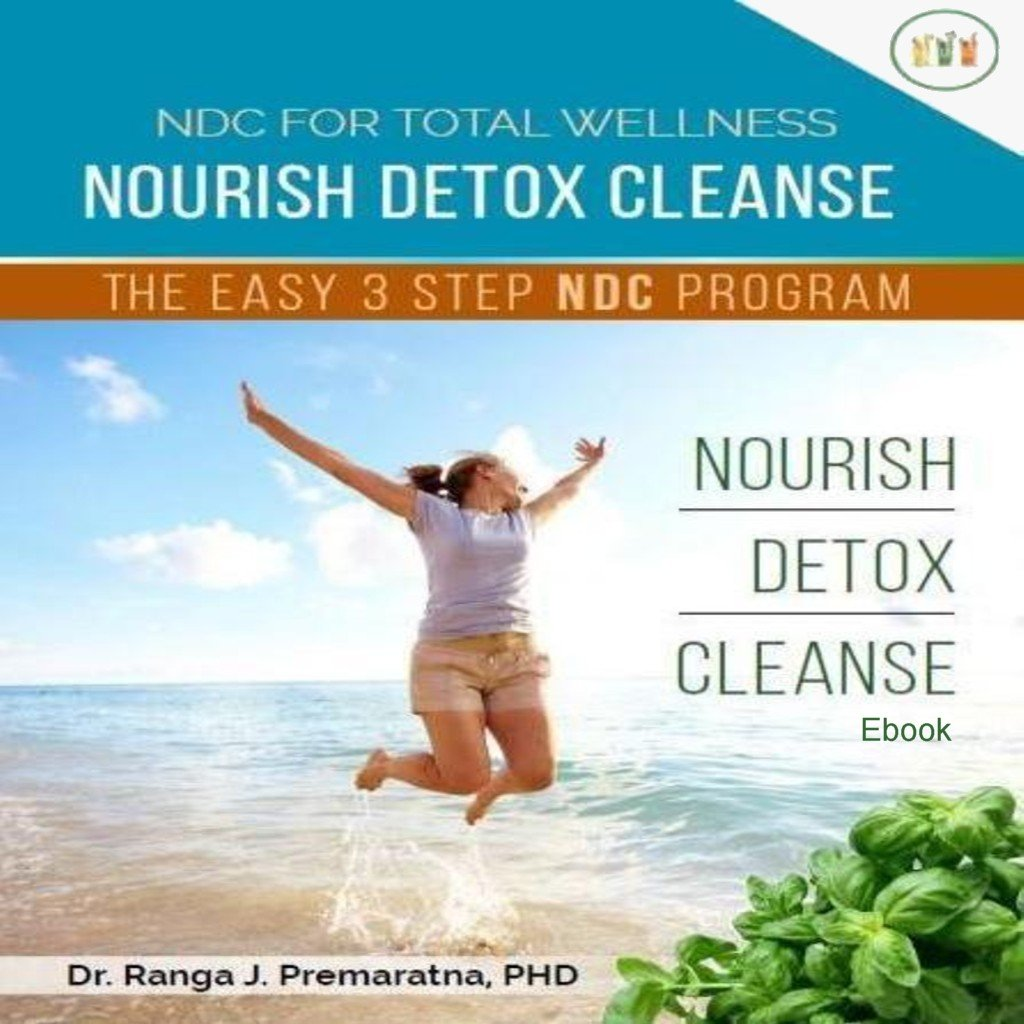 Nourish Detox Cleanse eBook