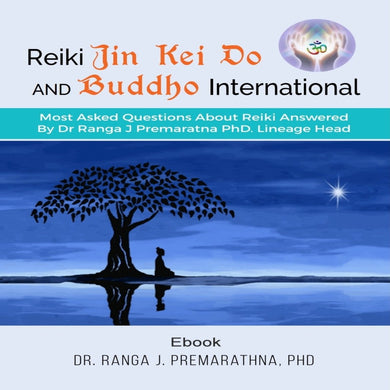 Most Asked Questions About Reiki eBook