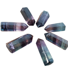 Load image into Gallery viewer, Natural Colorful healing Crystal Stone