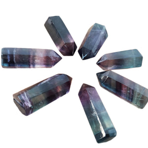 Natural Colorful healing Crystal Stone