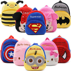 Kids Soft Backpacks
