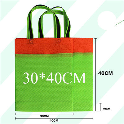 20 Folding Eco Shopping Bags