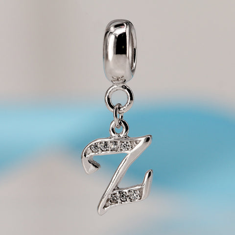 Crystal Initial Charm