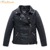 Image of Kids Faux Leather Jackets