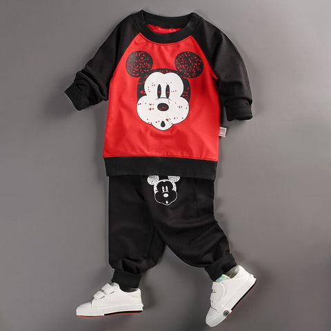 Animated Cotton Set (2 Piece)