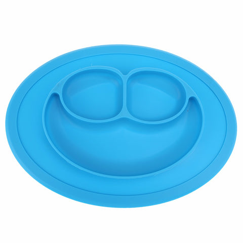 Happy Face® Silicone Plate