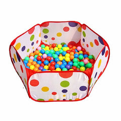 Hexagon Ball Pit Play Pen