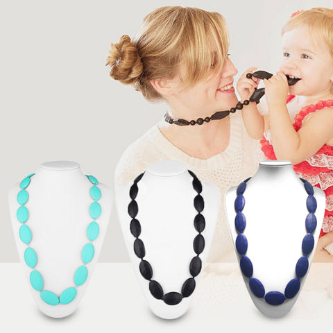 Kool Mom™ Teething Necklace