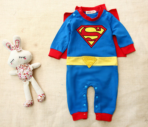Superman Romper