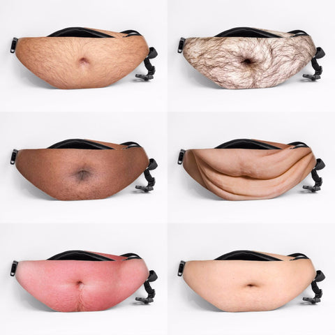**40% OFF** MensBods™ Big Belly Fanny Bag