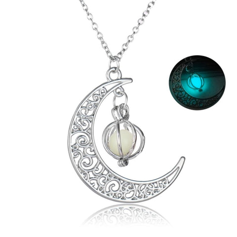 ***FREE*** Glowing North Star Pendant