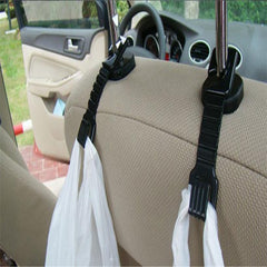 Car Shopping Bag Hooks (2pc)