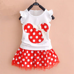 Minnie Polka Dot Party Dress