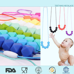 Chewable Teething Necklace