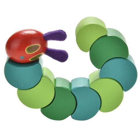 Very Hungry Caterpillar Wooden Toy