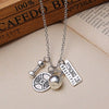 Image of Motivational Gym Quote Necklace