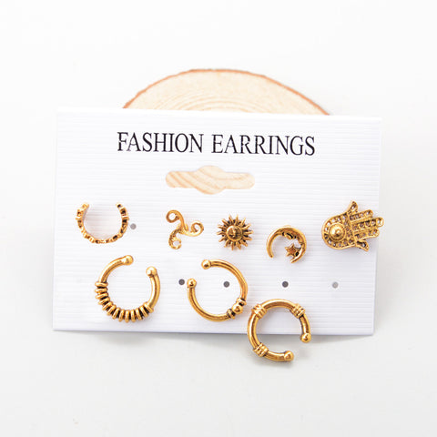 BearFoot™ Earrings Set