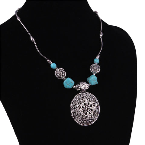 **50% Off** Bijoux Turquoise Necklace
