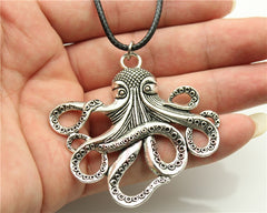 Octopus Of The Sea Pendant