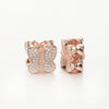 Image of Rose Gold Butterfly Charm