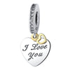 Image of Sterling Silver Designer Charms