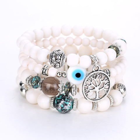 Tree of Life Wrap Around Bracelet