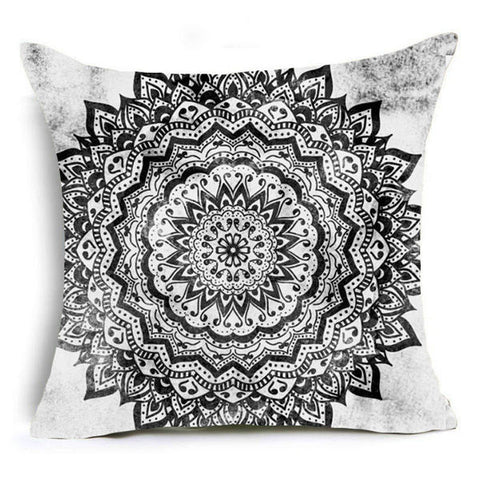 BohoVin™ Mandala Cushion Covers