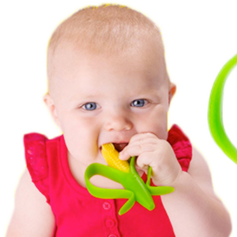 **60% OFF** Amazing Corn Cob Teether