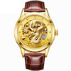 Image of 55% OFF Mens Mechanical Dragon Watch