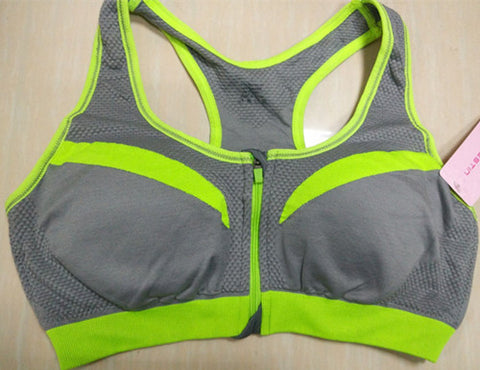 Padded Sports Crop with Bra