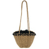 Image of BohoVin™ Natural Straw Basket
