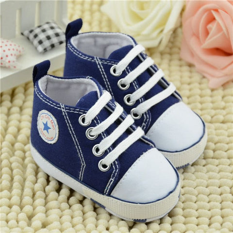 Soft Sole Antislip Baby Shoes