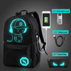 Image of Zombie Backpack with USB Charger