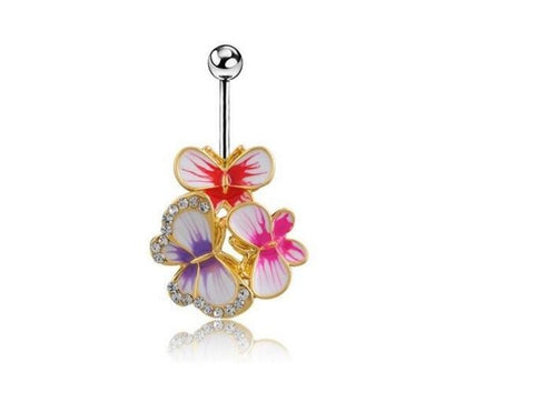 ***50% OFF*** Sparkling Belly Body Bars
