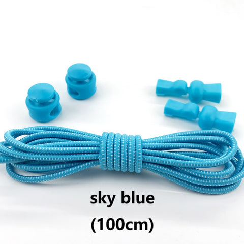 Stretch Lock Shoelaces