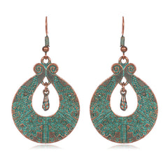 ***FREE*** Antiqued Bronze Earrings