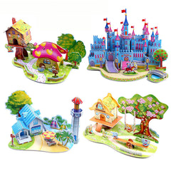 Kids 3D Pop Out Puzzle
