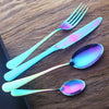 Image of Rainbow Fantasy® Quality Cutlery/Flatware