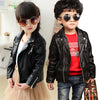 Image of Kids Faux Leather Jacket