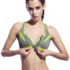 Image of Padded Sports Crop with Bra