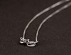 Image of Sterling Silver Slim Box Chain