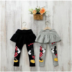 Minnie Loves Mickey Skirt & Leggings