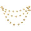 Image of Star-Shaped Paper Garlands (1 Pc)
