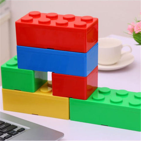Lego Block Storage Boxes