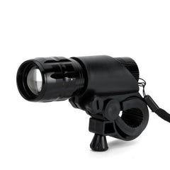 Removable Bicycle Flashlight