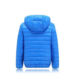 Genuine Down Winter Jacket