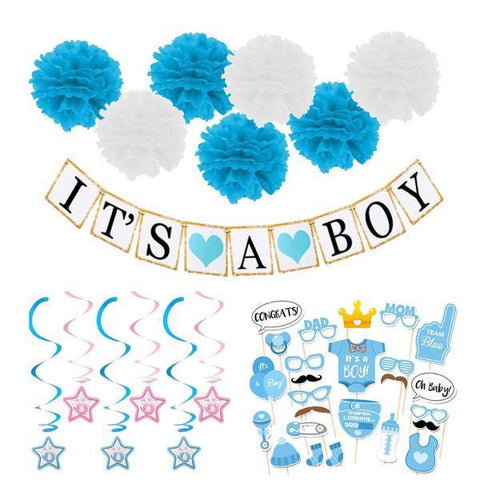 Party Supplies for Girls & Boys
